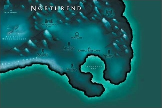 carte northrend mini